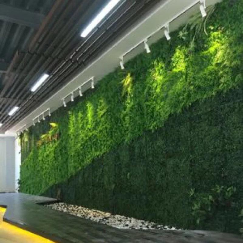 植物墙案例06